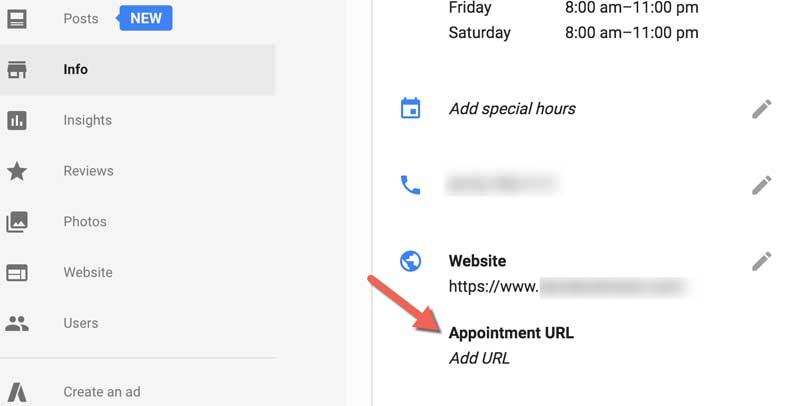 book appointment in SERPS