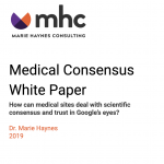 medical consensus cover